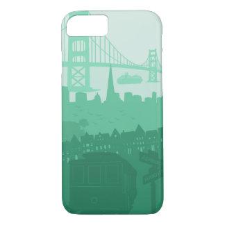 San Francisco Golden Gate Bridge Trolley iPhone iPhone 8/7 Case