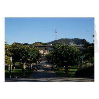 San Francisco Golden Gate Park #2 Card