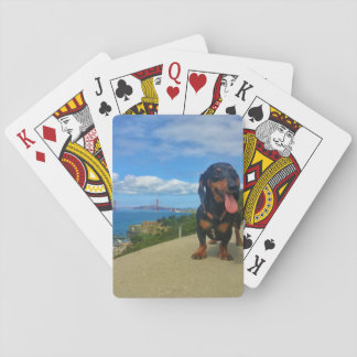 San Francisco Golden Gate Playing Cards