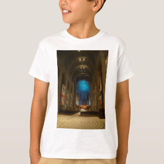 San Francisco Grace Cathedral #2 Kids T-shirt