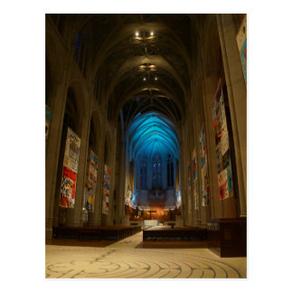 San Francisco Grace Cathedral #2 Postcard
