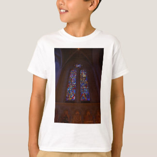 San Francisco Grace Cathedral #4 Kids T-shirt