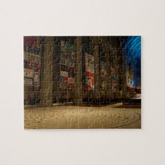San Francisco Grace Cathedral #6 Jigsaw Puzzle