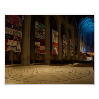 San Francisco Grace Cathedral #6 Poster