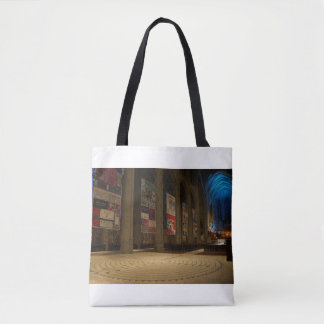San Francisco Grace Cathedral #6 Tote Bag