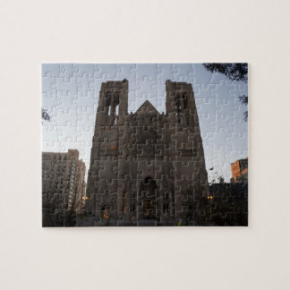 San Francisco Grace Cathedral Jigsaw Puzzle