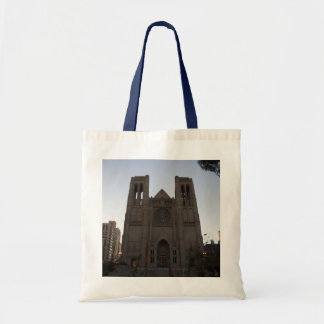 San Francisco Grace Cathedral Tote Bag