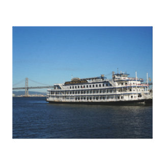 San Francisco Hornblower Cruise #2 Canvas