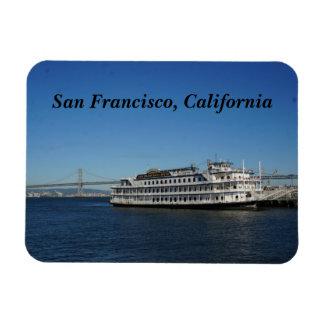 San Francisco Hornblower Cruise #2 Magnet