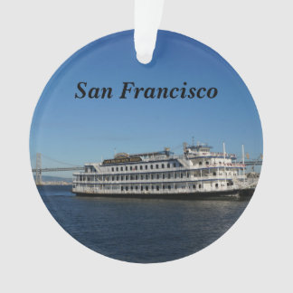 San Francisco Hornblower Cruise #2 Ornament