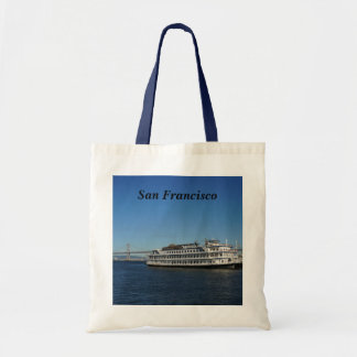 San Francisco Hornblower Cruise #2 Tote Bag