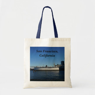 San Francisco Hornblower Cruise Tote Bag