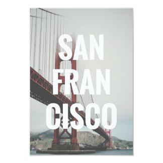 San Francisco Invite