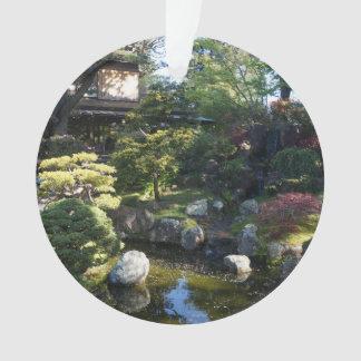 San Francisco Japanese Tea Garden #2 Ornament