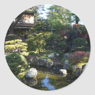 San Francisco Japanese Tea Garden #2 Stickers
