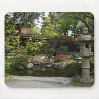 San Francisco Japanese Tea Garden #3 Mousepad