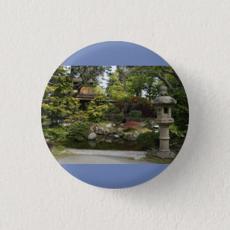 San Francisco Japanese Tea Garden#3 Pinback Button