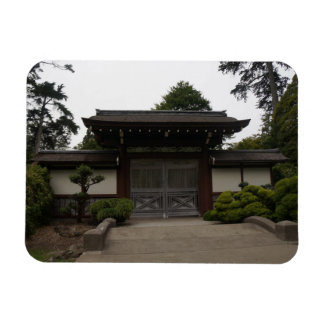 San Francisco Japanese Tea Garden #4 Magnet