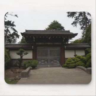 San Francisco Japanese Tea Garden #4 Mousepad