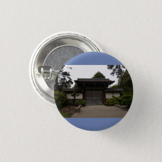 San Francisco Japanese Tea Garden#4 Pinback Button