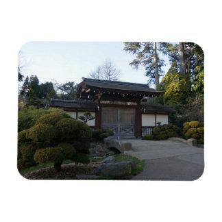 San Francisco Japanese Tea Garden #5 Magnet
