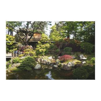 San Francisco Japanese Tea Garden #6 Canvas
