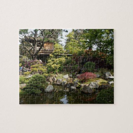 San Francisco Japanese Tea Garden #6 Jigsaw Puzzle