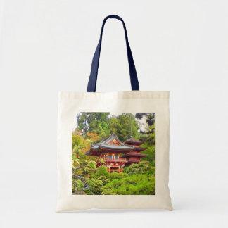 San Francisco Japanese Tea Garden #7 Tote Bag