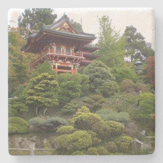 San Francisco Japanese Tea Garden Coaster