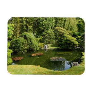 San Francisco Japanese Tea Garden Pond #3 Magnet