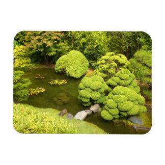 San Francisco Japanese Tea Garden Pond #6 Magnet