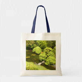 San Francisco Japanese Tea Garden Pond #6 Tote Bag
