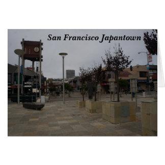 San Francisco Japantown Osaka Way #2 Card