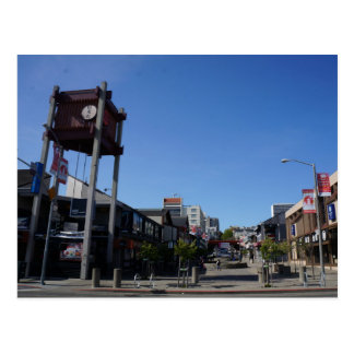 San Francisco Japantown Osaka Way Postcard