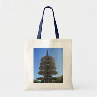 San Francisco Japantown Peace Pagoda Tote Bag