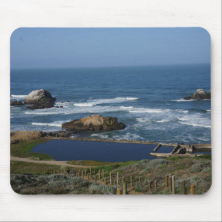 San Francisco Lands End Mousepad