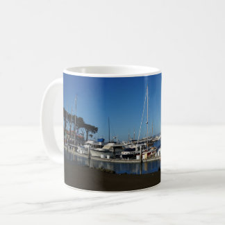 San Francisco Marina Yacht Harbor Mug