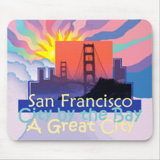 SAN FRANCISCO Mousepad