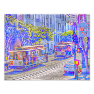 San Francisco neon Photograph