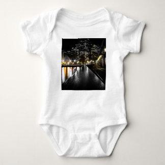 San Francisco Night Baby Bodysuit