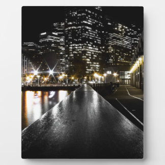 San Francisco Night Display Plaques