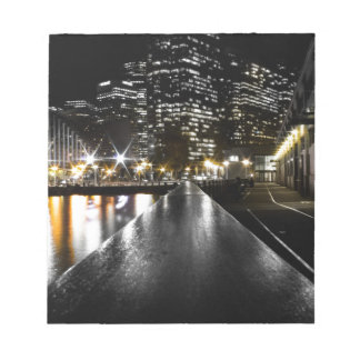 San Francisco Night Notepad