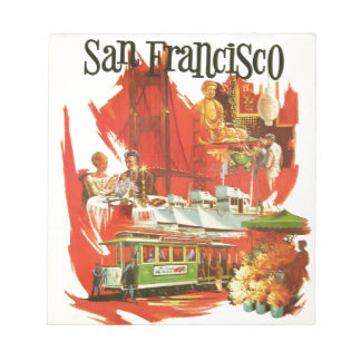 San Francisco Notepads