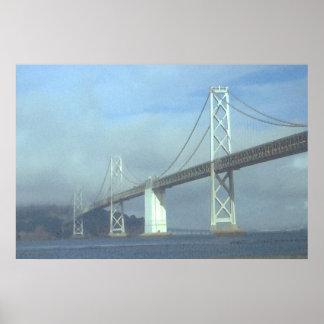 San Francisco Oakland Bay Bridge - Fine Art Print