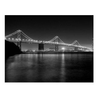 San Francisco - Oakland Bay Bridge Postcard