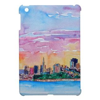 San Francisco of the dawn sunset iPad Mini Cover