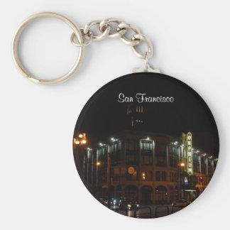 San Francisco Orpheum Theatre Keychain