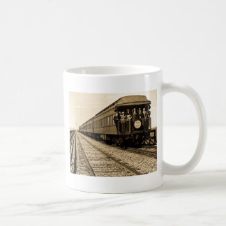 San Francisco Overland Limited Southern Pacific RR Coffee Mug
