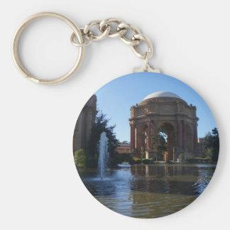 San Francisco Palace of Fine Arts #3 Keychain
