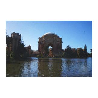 San Francisco Palace of Fine Arts #4 Canvas